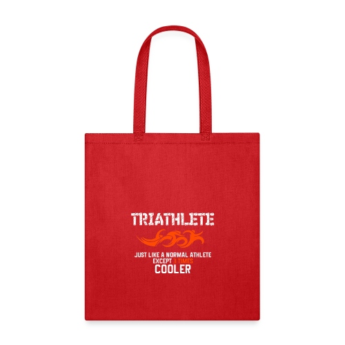 Cool Triathlete - Tote Bag