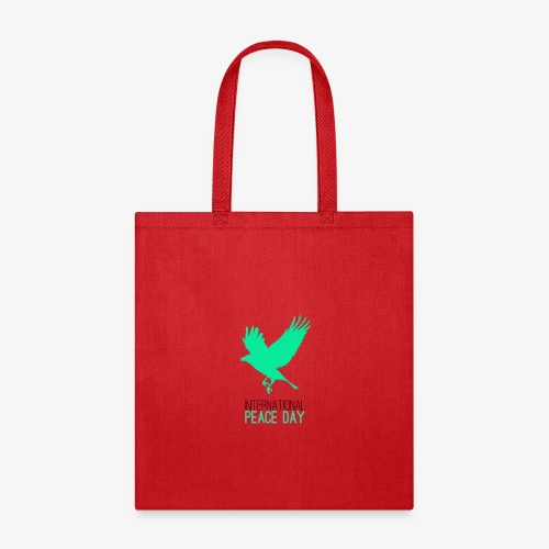 Peace Day Shirts - Tote Bag