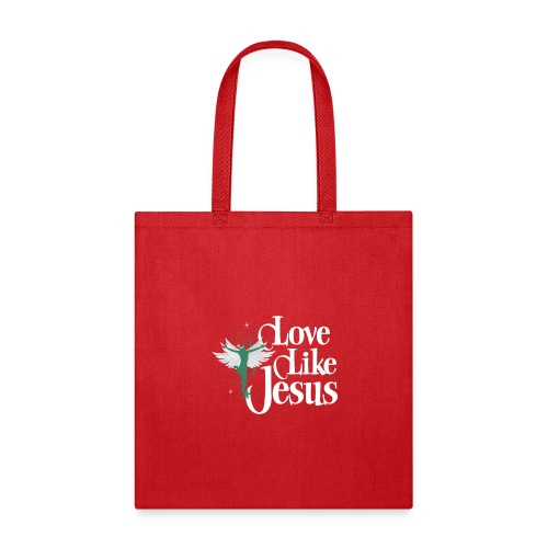 Christian Love Like Jesus - Tote Bag
