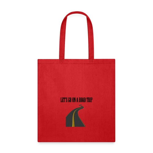 Road Trip - Tote Bag