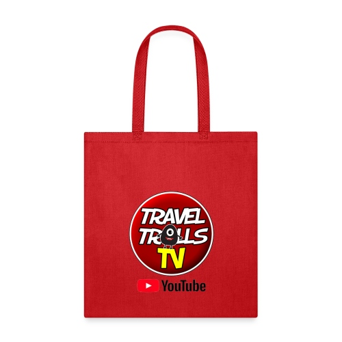 Travel Trolls TV Logo - Tote Bag