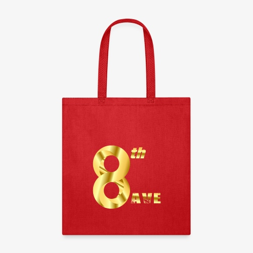 8th ave - Tote Bag