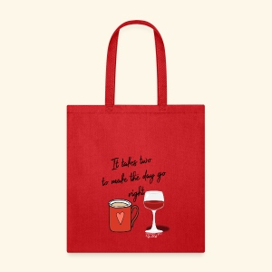 It takes two - Tote Bag