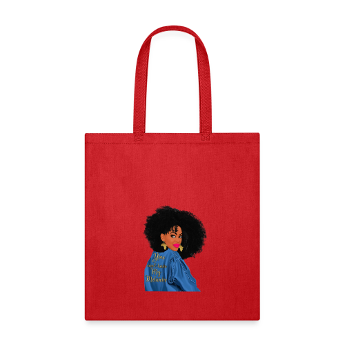 YOU CANT HAVE MY MELANIN!!! - Tote Bag