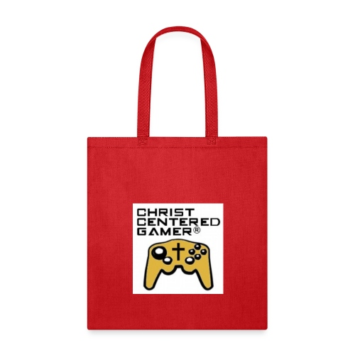 Christian Centered Gamer - Tote Bag