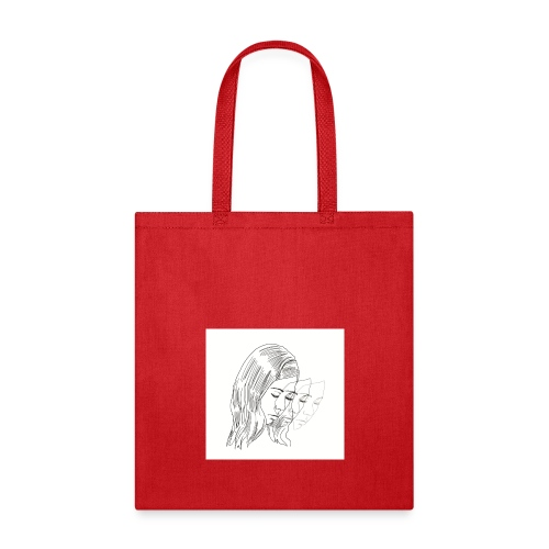 center of my mind - Tote Bag