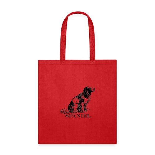 Spaniel - Tote Bag