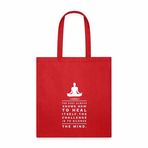 Yoga apparels - Tote Bag