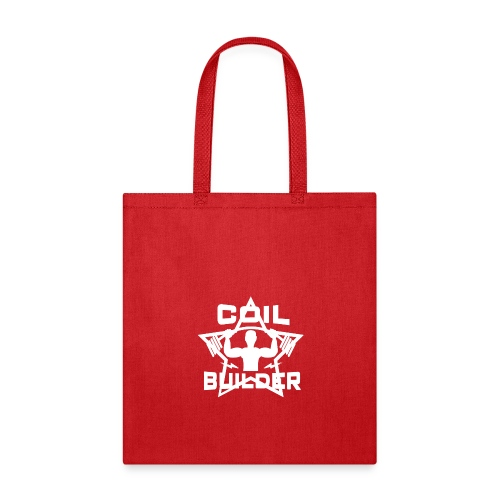 coil builder - Tote Bag