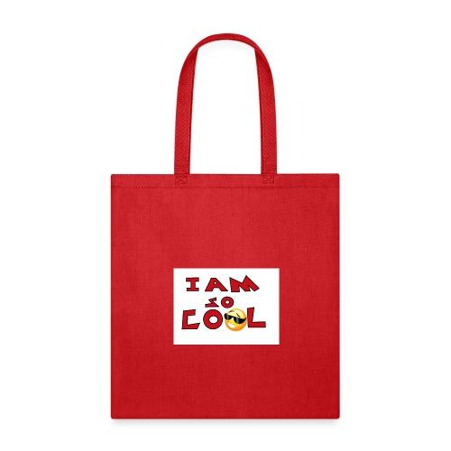 i am so cool - Tote Bag