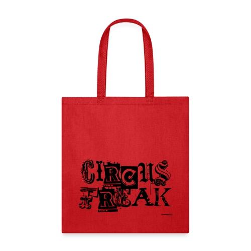 Circus Freak Outlines - Tote Bag