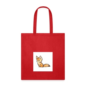 fox - Tote Bag