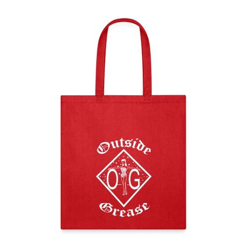 GREASER GIRL - Tote Bag