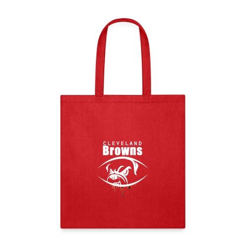 win lose or tie i ll bleed orange brown3 - Tote Bag