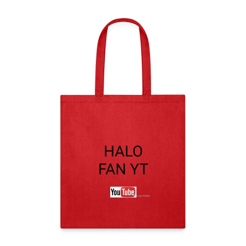 Halo fan and fnaf YouTube channel merch - Tote Bag