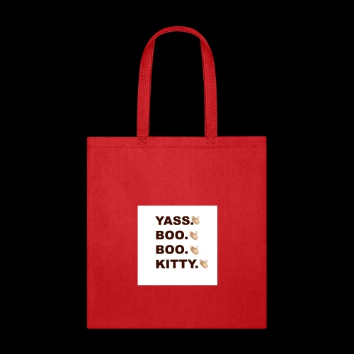 Boo boo kitty - Tote Bag