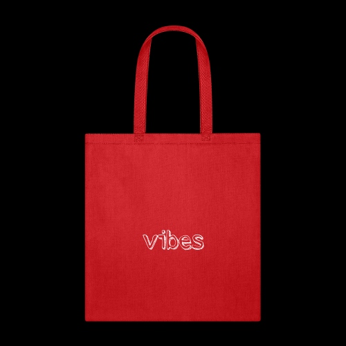 VIBES Text - Tote Bag