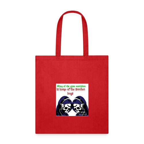 King of the gym nutrition - Tote Bag