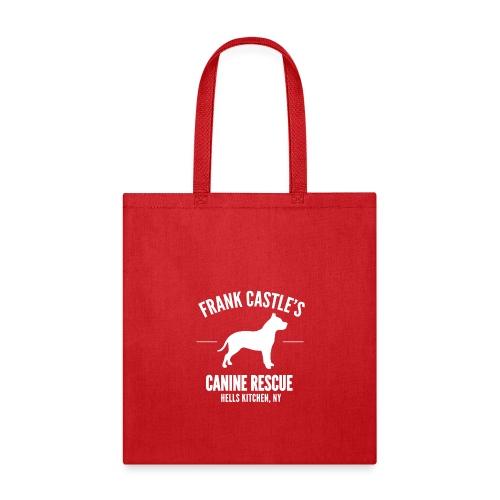 Frank Castle - Dog Rescue - Tote Bag