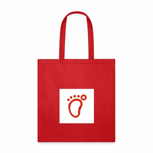 Baby Foot Logo - Tote Bag