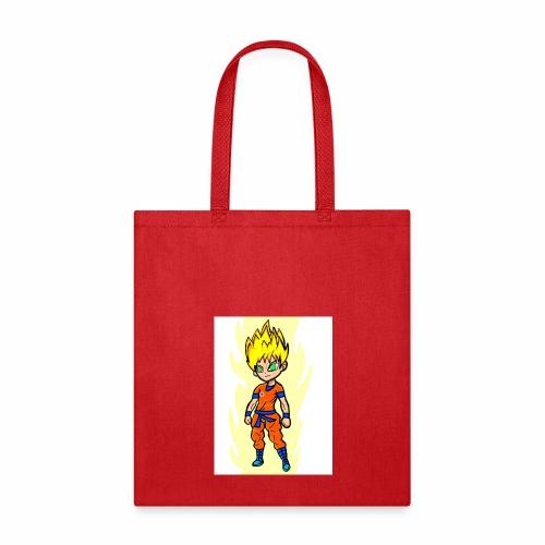 Goku - Tote Bag