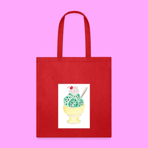 Minty Delight - Tote Bag