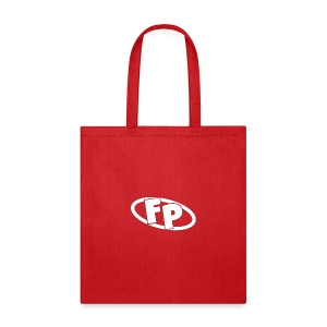 Secondary FRESHPOPCORN Logo - Tote Bag