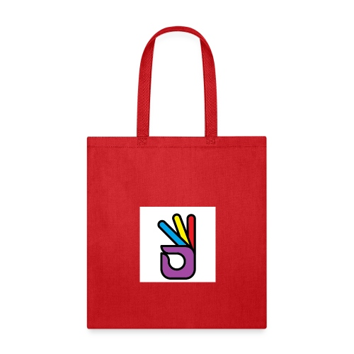 Perfect Quad Color - Tote Bag