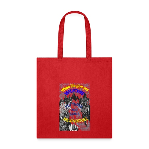 Mountains - Tote Bag