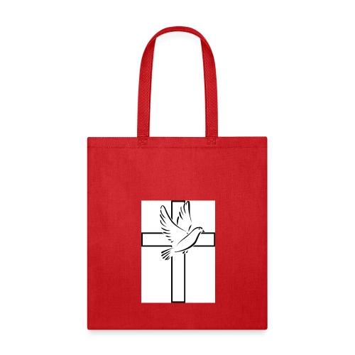 Cross - Tote Bag