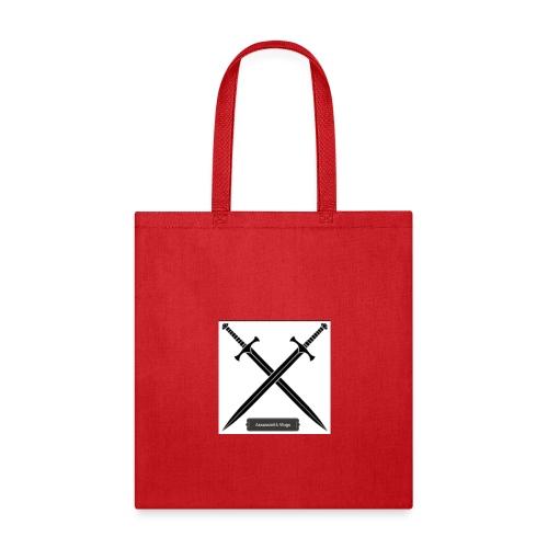 Assassin66 Vlogs - Tote Bag