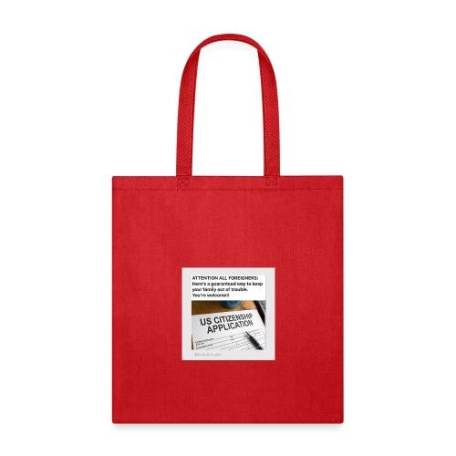 Applications - Tote Bag