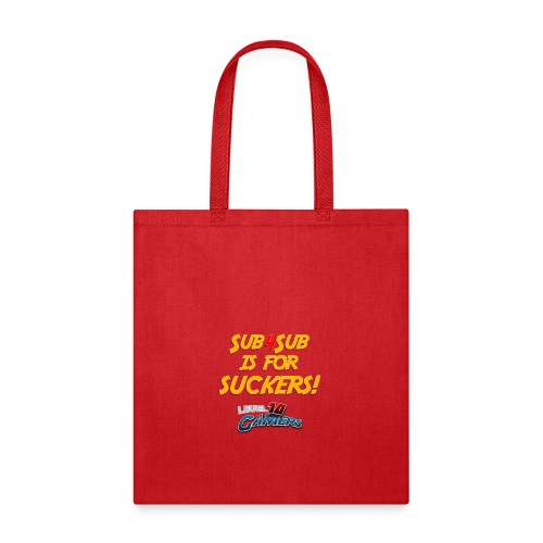 Anti Sub4Sub - Tote Bag