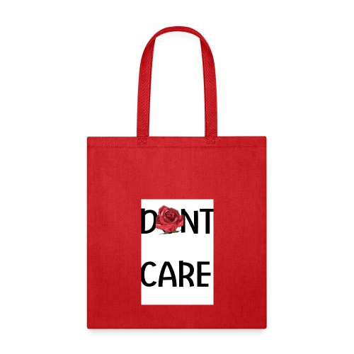 Dont Care - Tote Bag