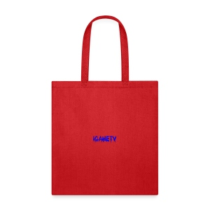 IGAME TV BLUE EDITION - Tote Bag