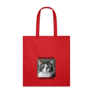 Maine Coon Cat - Tote Bag