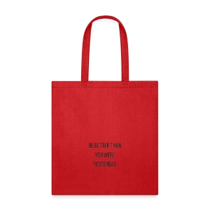 Work Out Apparel - Tote Bag