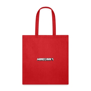 Mincraft MERCH - Tote Bag