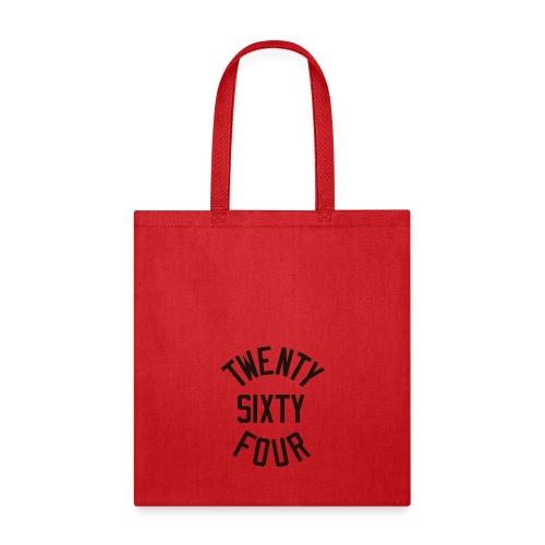 Twenty Sixty Four - Tote Bag