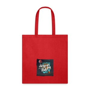 High On Chemicals With You - Tote Bag