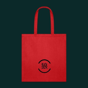 Wolf-japanese - Tote Bag