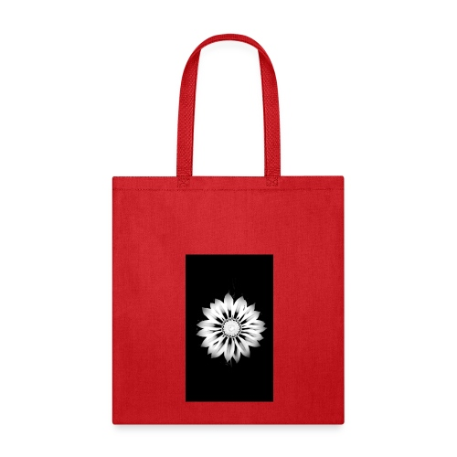 Floral Vibrance - Tote Bag