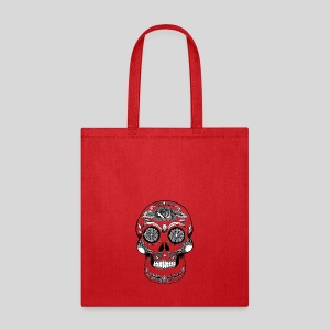 Catrina Black & White - Tote Bag