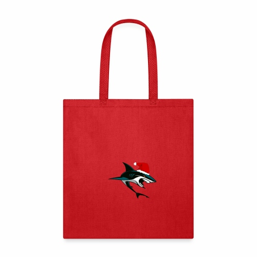 SHARKY Christmas bag - Tote Bag