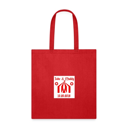 Zells Wedding Logo - Tote Bag