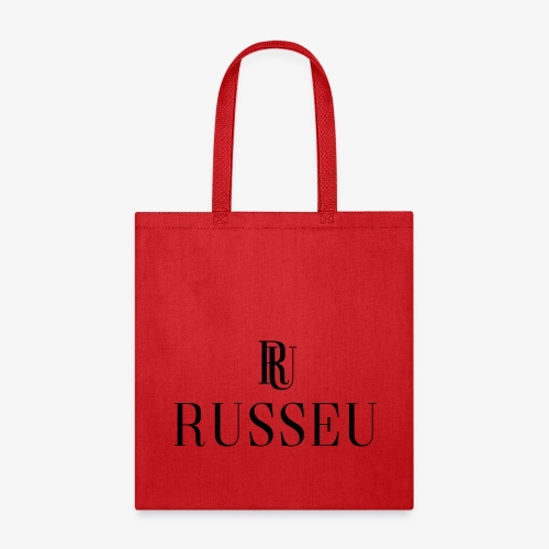 Russeu Letter Logo - Tote Bag