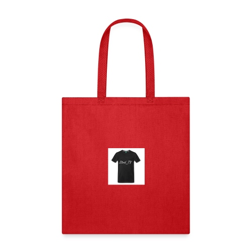 Čierne tričko D3vid_TV - Tote Bag