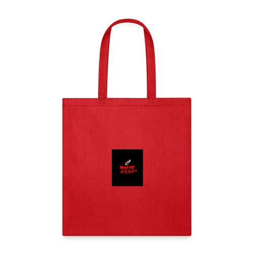 Blast off Asap logo - Tote Bag