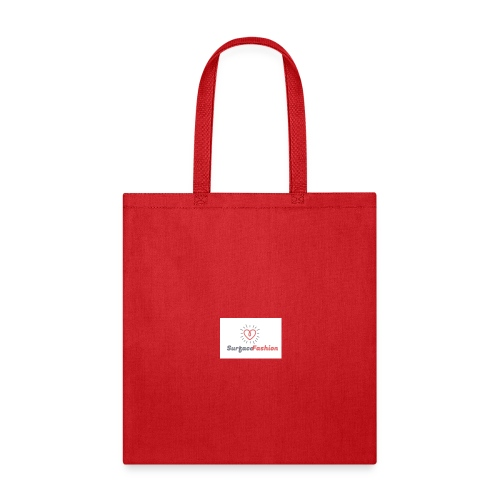Surface Fashion - Tote Bag
