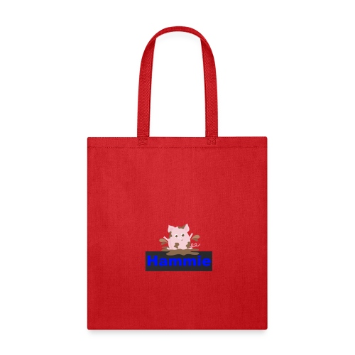 Hammie Join the Mudpile - Tote Bag